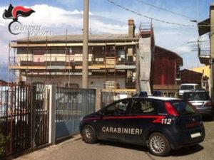 Girifalco: controlli dei Carabinieri ai cantieri edili, denunce e sequestri