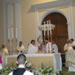 Lamezia: processione Corpus Domini dal santuario di S. Antonio