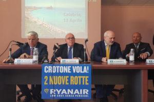 Aeroporto Crotone: riapre il primo giugno con due collegamenti