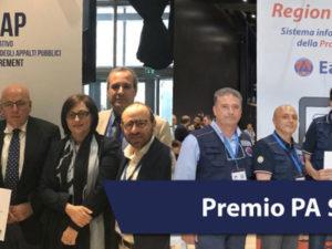 Forum P.A.: 2 progetti della Regione Calabria tra i migliori 100