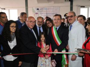Sanita': inaugurato il pronto soccorso a San Giovanni in Fiore