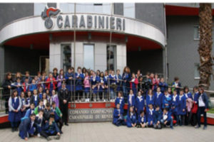 Carabinieri: Cosenza, incontri con 4500 studenti sulla legalita'