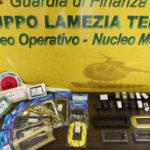 Contraffazione: Gdf sequestra materiale elettrico nel Lametino