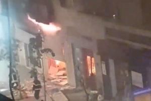Incendiati due esercizi commerciali in centro a Cosenza