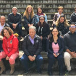 Turismo: gruppo italo-canadesi sui sentieri del parco