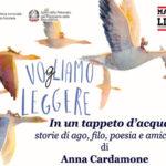 """Lamezia: Cardamone e il suo tappeto al """"Maggio dei Libri"""""""