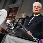Mafie: Mattarella, rinnovare ogni giorno impegno nel contrasto