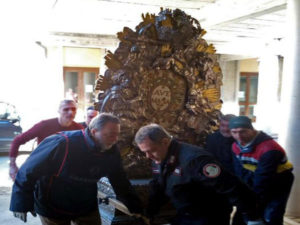 La Nuvola di Camerino sarà restaurata al Museo diocesano reggino