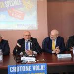 Aeroporto Crotone: Oliverio, abbiamo mantenuto l'impegno