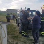 Vigili del fuoco ritrovano ragazzino scomparso nel Crotonese