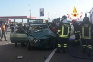 Incidenti: scontro frontale tra auto, un morto nel Catanzarese
