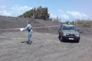 Rifiuti: sequestrato nel Cosentino materiale bituminoso
