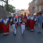 I costumi arbëreshë colorano le strade di Firmo