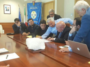Regione: viabilita' nel Vibonese, Oliverio presiede tavolo