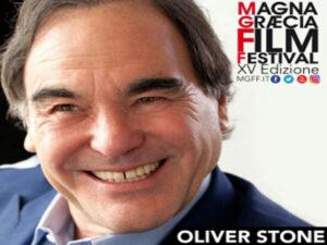Cinema: Oliver Stone al Magna Graecia Film Festival di Catanzaro