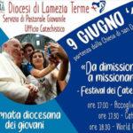 Lamezia: giornata diocesana dei giovani e festival dei catechisti