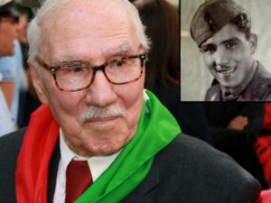 2 giugno: a Cosenza in piazza anche un partigiano di 97 anni