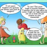 Asp Catanzaro: un fumetto spieghera' i funghi ai bambini scuole primarie