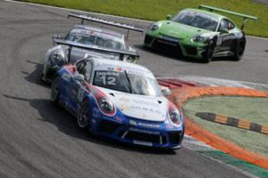 Automobilismo: Weekend rovente per Iaquinta a Misano