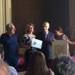 Lamezia: cerimonia premiazione 1^ edizione Premio Letterario Nautilus