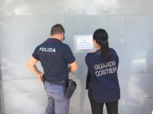 Abusivismo: autolavaggio sequestrato a Palmi