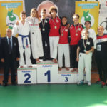 "Karate: gli atleti dell' ""ASD Sporting Center al 3° Centro estivo"