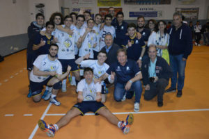 Volleynsieme Lamezia Volley Under 18 e 20 alle fasi nazionali