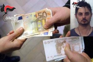 Estorce denaro e oggetti in oro ai vicini, arrestato a Catanzaro