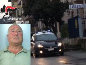 Armi e droga, 58enne arrestato a Rosarno dai Carabinieri