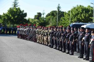 Vibo: celebrazione 204° annuale fondazione Arma Carabinieri
