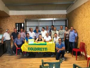 Coldiretti Casabona e Verzino: Domenico Levato nuovo presidente