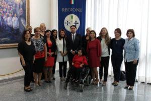 Regione: il 18 assemblea pubblica su doppia preferenza genere