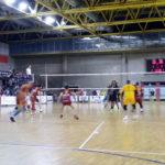 Pallavolo: Aurispa Alessano-Conad Lamezia 2-3