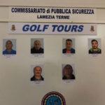 """Operazione """"Golf Tours"""": 9 condanne, 1 proscioglimento e 2 assoluzioni"""