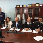 Blitz campo Rom Lamezia: 5 arresti, sequestrata azienda rifiuti