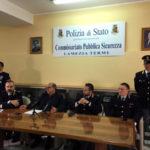 "Lamezia: operazione ""Golf tours"" banda operava in tutta la Calabria"