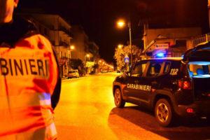 Sicurezza: controlli carabinieri Taurianova, denunce e segnalazioni