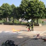 Borgia: primo corso per addetti antincendio