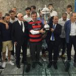 Calcio: il Cosenza a Palazzo dei Bruzi, i complimenti di Occhiuto