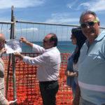 Incidenti lavoro: dissequestrato cantiere lungomare Crotone
