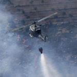 """Reggimento """"Sirio"""" impegnato nella lotta agli incendi boschivi in Sicilia"""