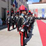 Carabinieri: celebrazioni a Crotone, ricompense per 36 militari