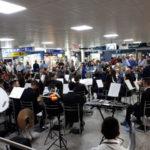 Lamezia: si è svolta in aeroporo la tradizionale Festa della Musica