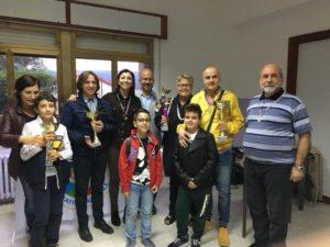 Pentone (Cz): i vincitori del Torneo di Scacchi KalabrianOpen 2018 III tappa