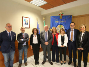 Regione Calabria: le decisioni della giunta regionale