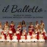 """Lamezia: le armonie artistiche de""""il Balletto"""" nel saggio di fine anno"""