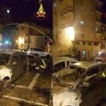 Incendi: due auto a fuoco nel Crotonese, indagano i carabinieri