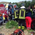 Incidenti stradali: scontro tra due auto a Catanzaro, un ferito