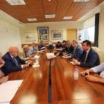 Regione: incontro con i sindacati per fare il punto sulle opere