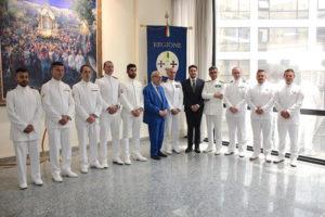 Regione: Irto conferisce encomio solenne a motovedetta Capitaneria